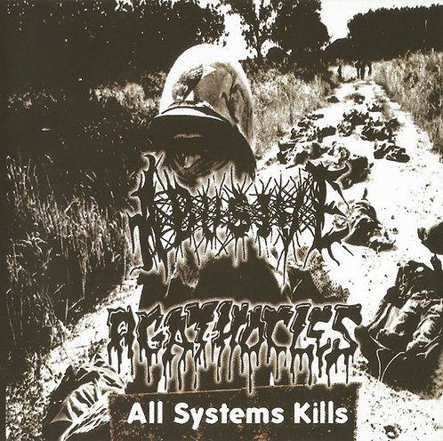 Abusive / Agathocles - All System Kills Split CD