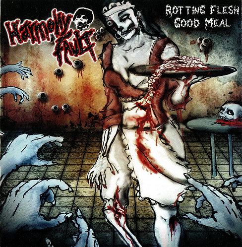 Harmony Fault – Rotting Flesh Good Meal