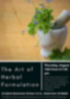 Art of Herbal Formulation Class Flyer-2.