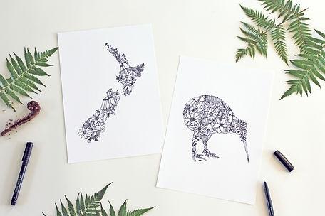 Native NZ Flora Collection