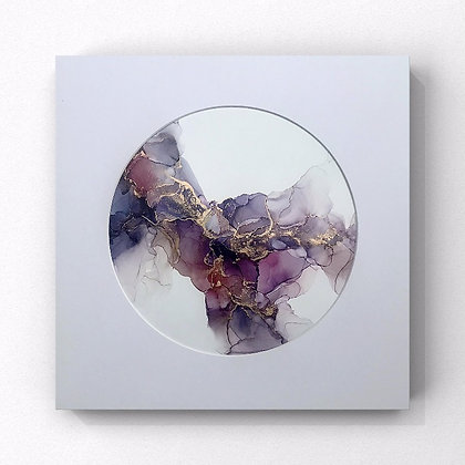 'Mysterious Ways' Original Abstract