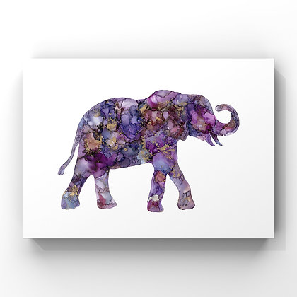 'Elephants' Essence' Original Painting