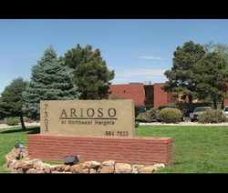 Arioso Monument