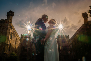 Terri & Ian's Stately Wedding
