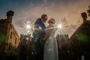 Terri & Ian's Stately Wedding