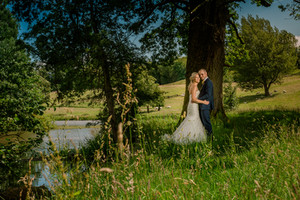Karen & Sean, Coniston Hall, July 2017