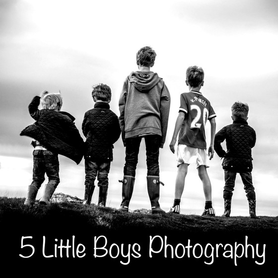 5 Little Boys Blog!