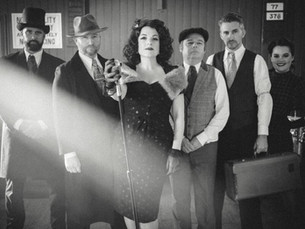 The Wonderful Miss Kiddy and The Cads are coming to town!