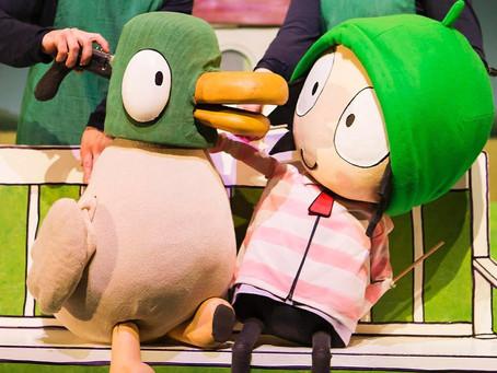 Sarah & Duck head to Brighton!