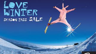 Mt Ruapehu Season Pass  - Retail Sale