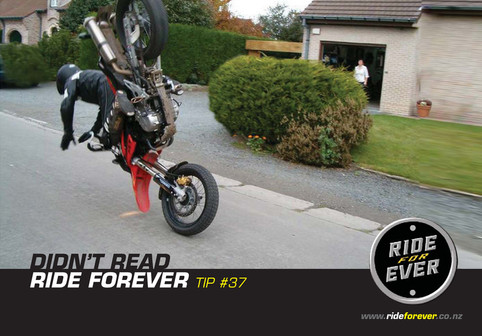 Motorcycle Safety – Concept
