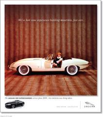 Jaguar XKR Supercharged - Teaser