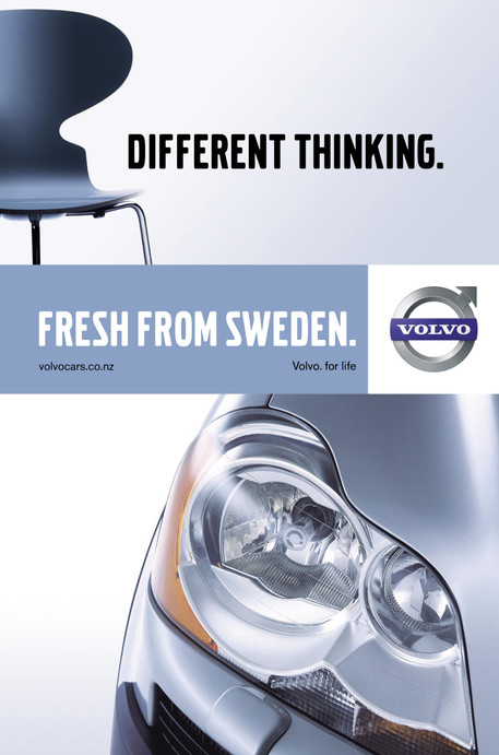 Volvo Brand - Refresh