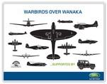 Land Rover Sponsorship - Warbirds Over Wanaka
