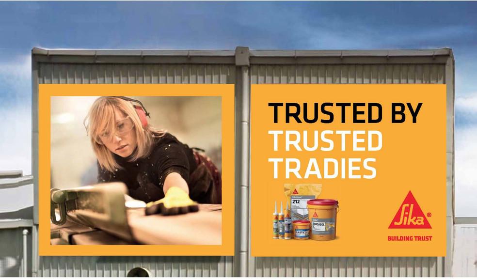 Female Tradies - Brand