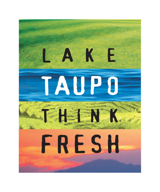 Logo Design – Lake Taupo