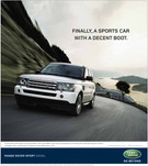 Range Rover Sport - Launch
