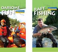 Adventure Tourism - Tongariro River Rafting