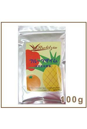 フルーツザイム 天然果実酵素