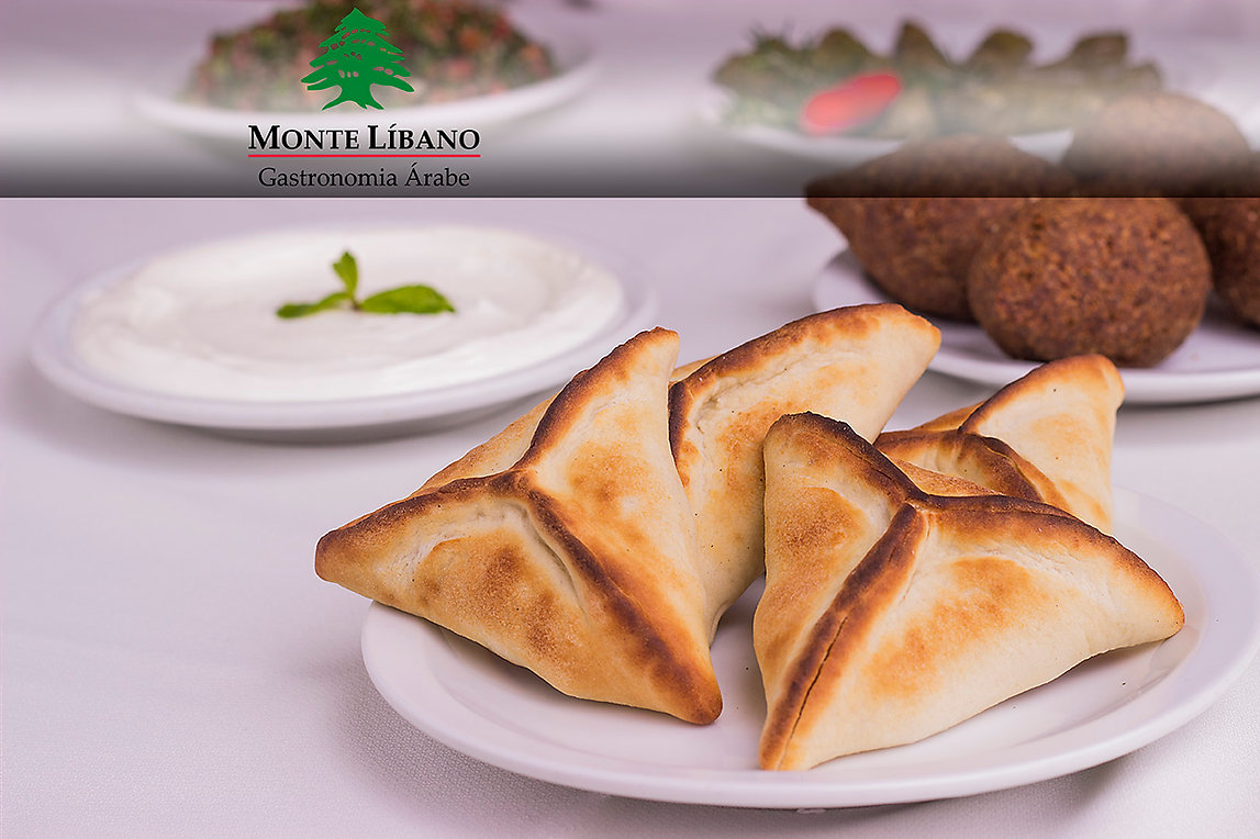 Restaurante Monte Líbano, Gastronomia Monte Líbano, Delivery comida árabe