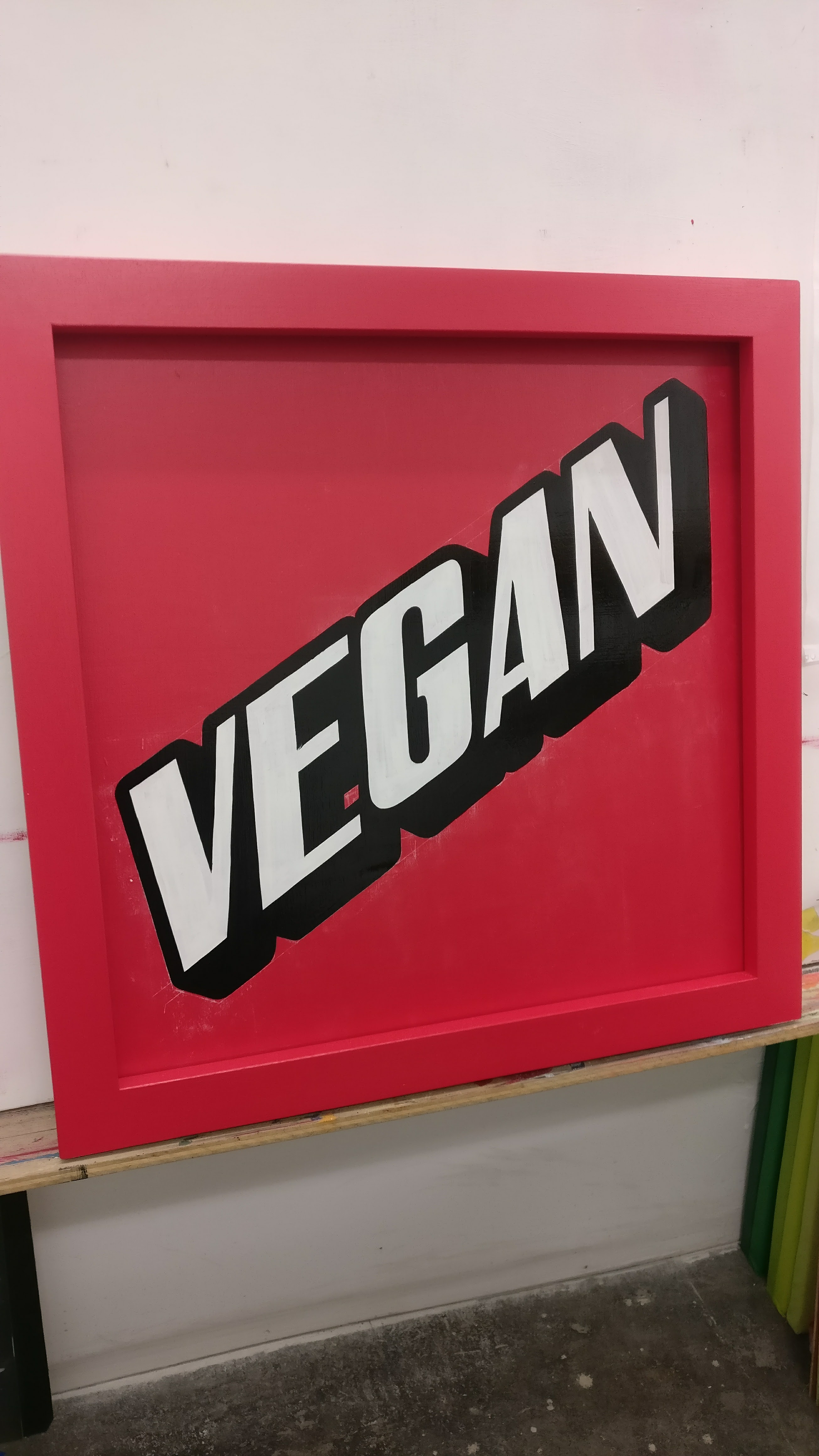 Young Vegans, Camden Market