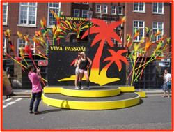 Passoa Stage, Notting Hill Carnival