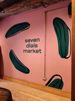 Seven Dials Market, Covent Garden