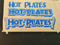 Hot Plates private commission