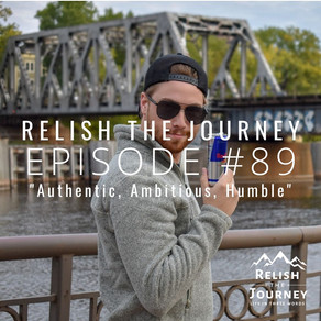 Episode 89: Authentic, Ambitious, Humble (featuring Jay Louricas)