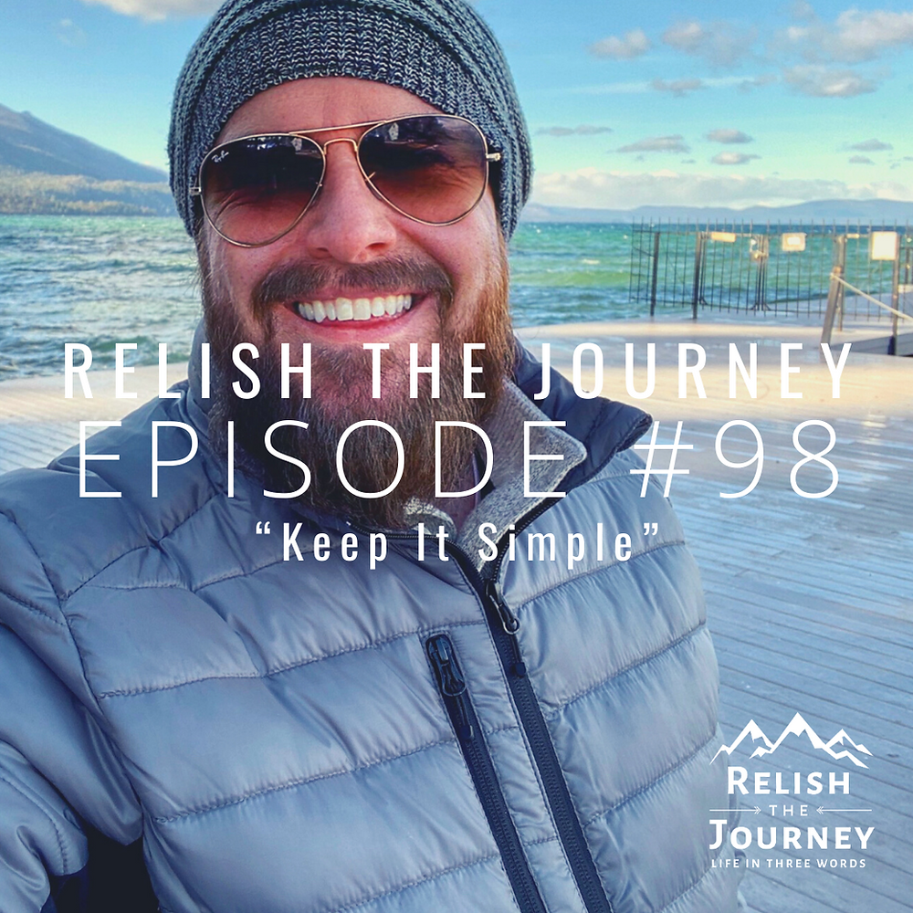Daniel Minter is also known by his producer name FreakTheBaddest as he discusses on Relish The Journey podcast
