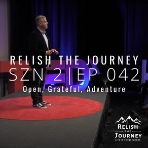 Open, Grateful, Adventure: The power of storytelling, with Geoffrey Klein