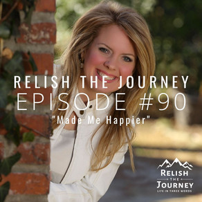 Episode 90: Made Me Happier (featuring Michelle Moore)