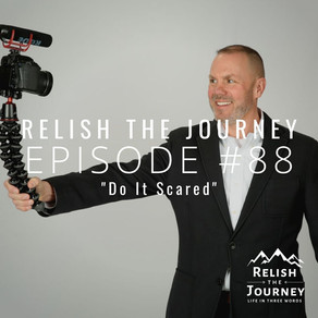Episode 88: Do It Scared (featuring Dave Cooper)