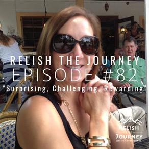 Episode 82: Surprising, Challenging, Rewarding (featuring Beverly Matter)
