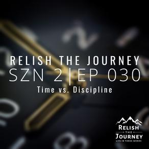 Time vs. Discipline