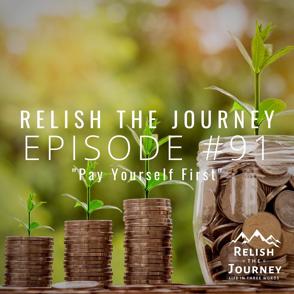 Relish The Journey Podcast Episode 91 with Myles Biggs