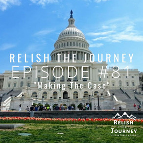 Episode 81 - Making The Case (featuring Jenna Hamilton)