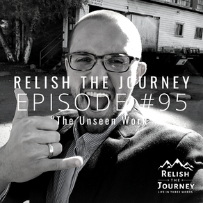 Episode 95: The Unseen Work: An update on my TEDx audition