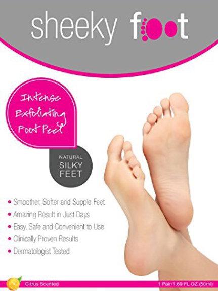 Foot 🦶🏾 Peel