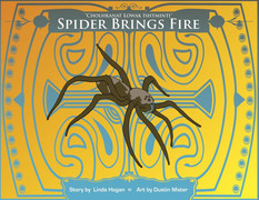 Spider Brings Fire Cover