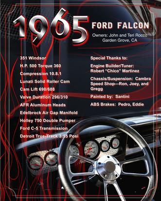 John Rocco - 1965 Ford Falcon