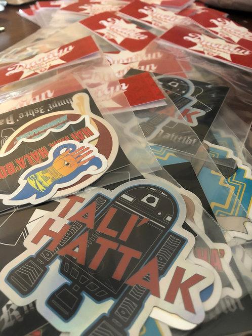Dustign Sticker pack Volume 2