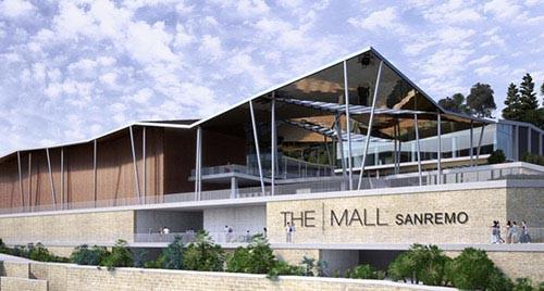Вскоре откроется эксклюзивный аутлет-центр The Mall в Sanremo неподалеку от Лазурного берега