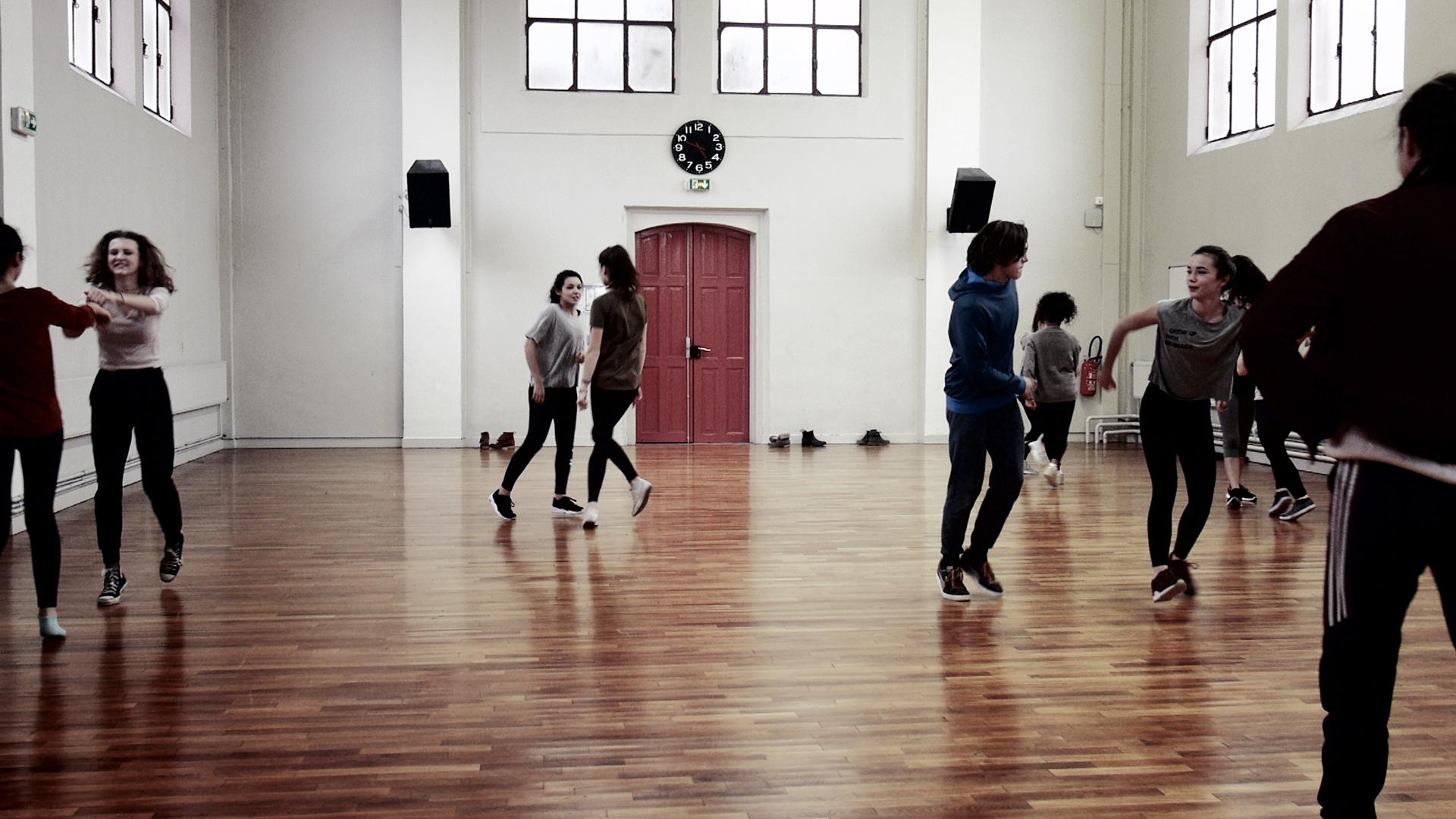 2ndes option facultative danse