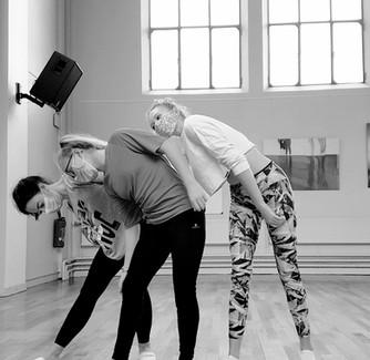 """Une semaine particulière au lycée Marceau - Création d'une compagnie de danse """"L'Éphémère"""""""
