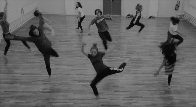 2de option facultative Art danse