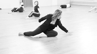FloorWork avec Tanya Lazebnick et Anselme Couturier
