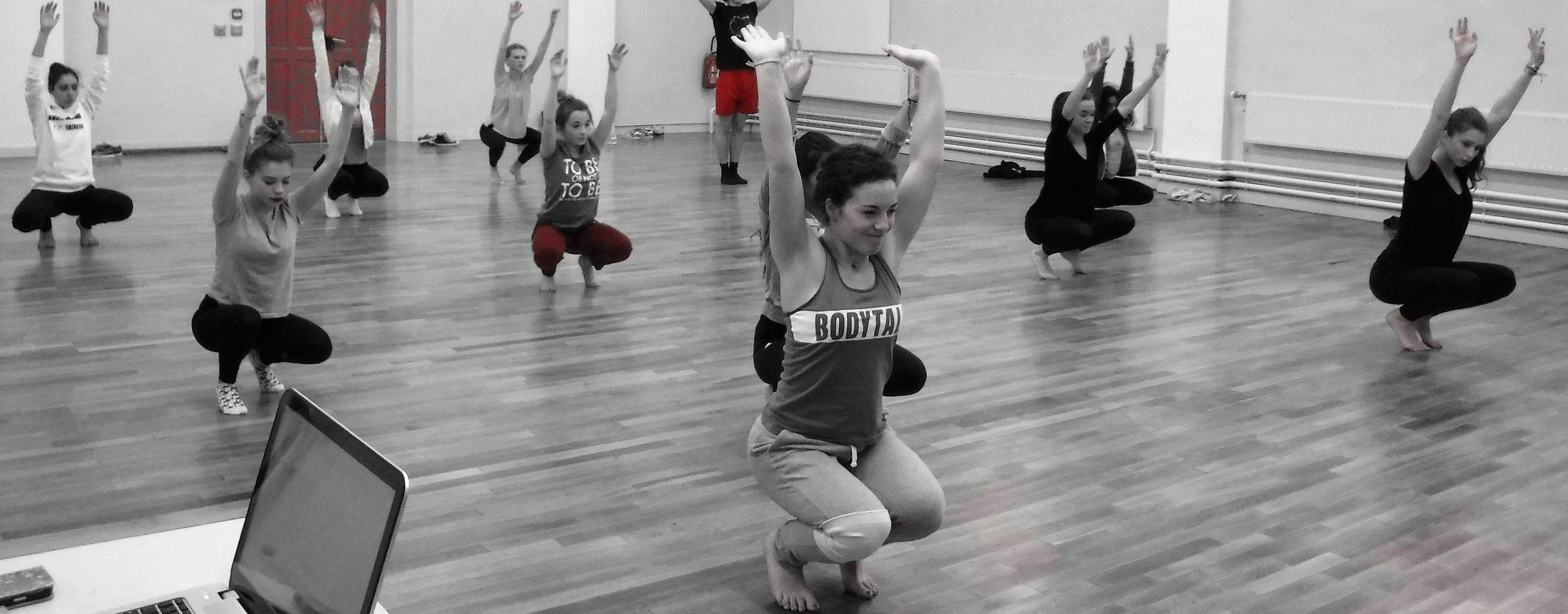 2ndes option danse facultative