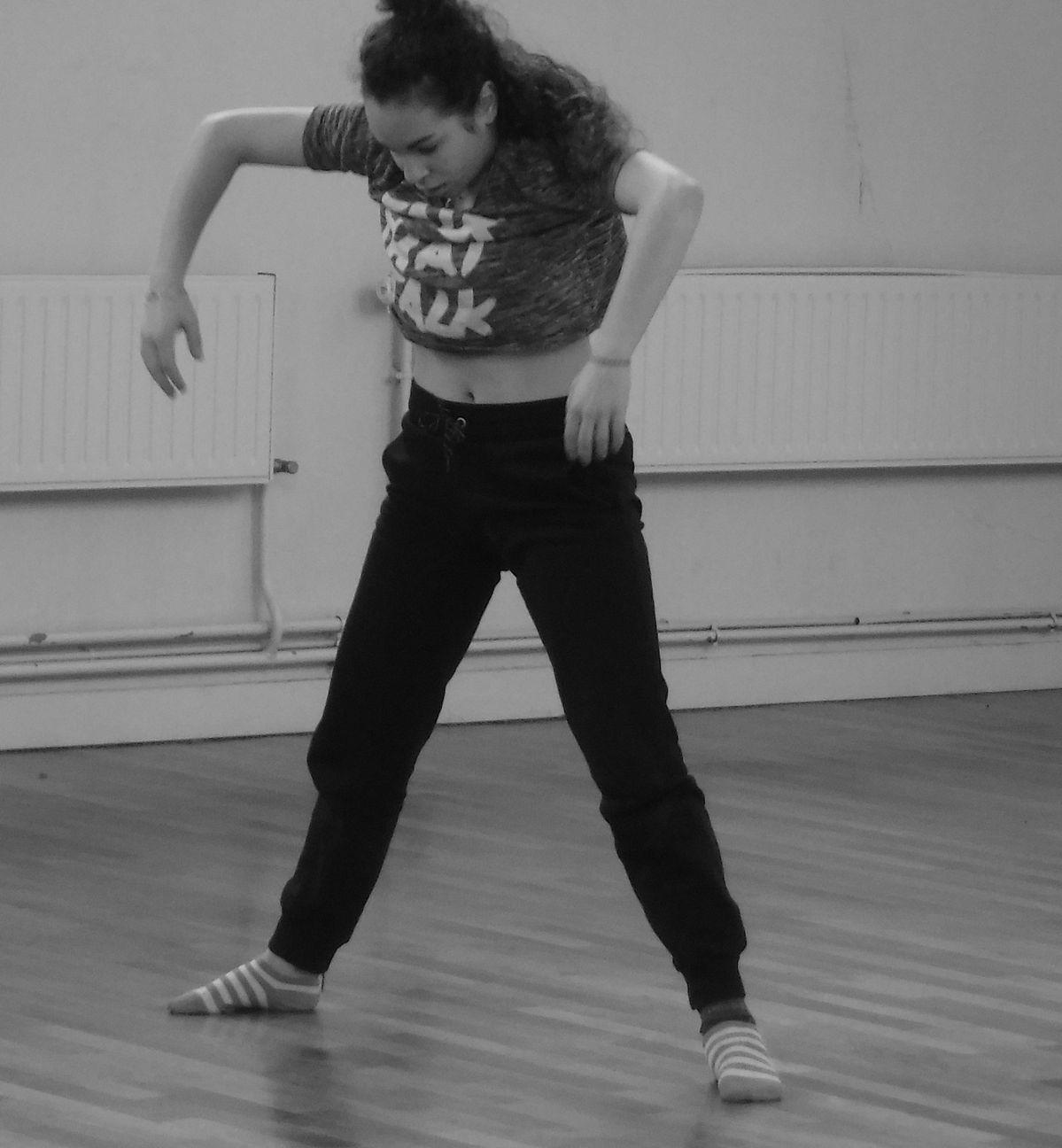 1ère option danse facultative