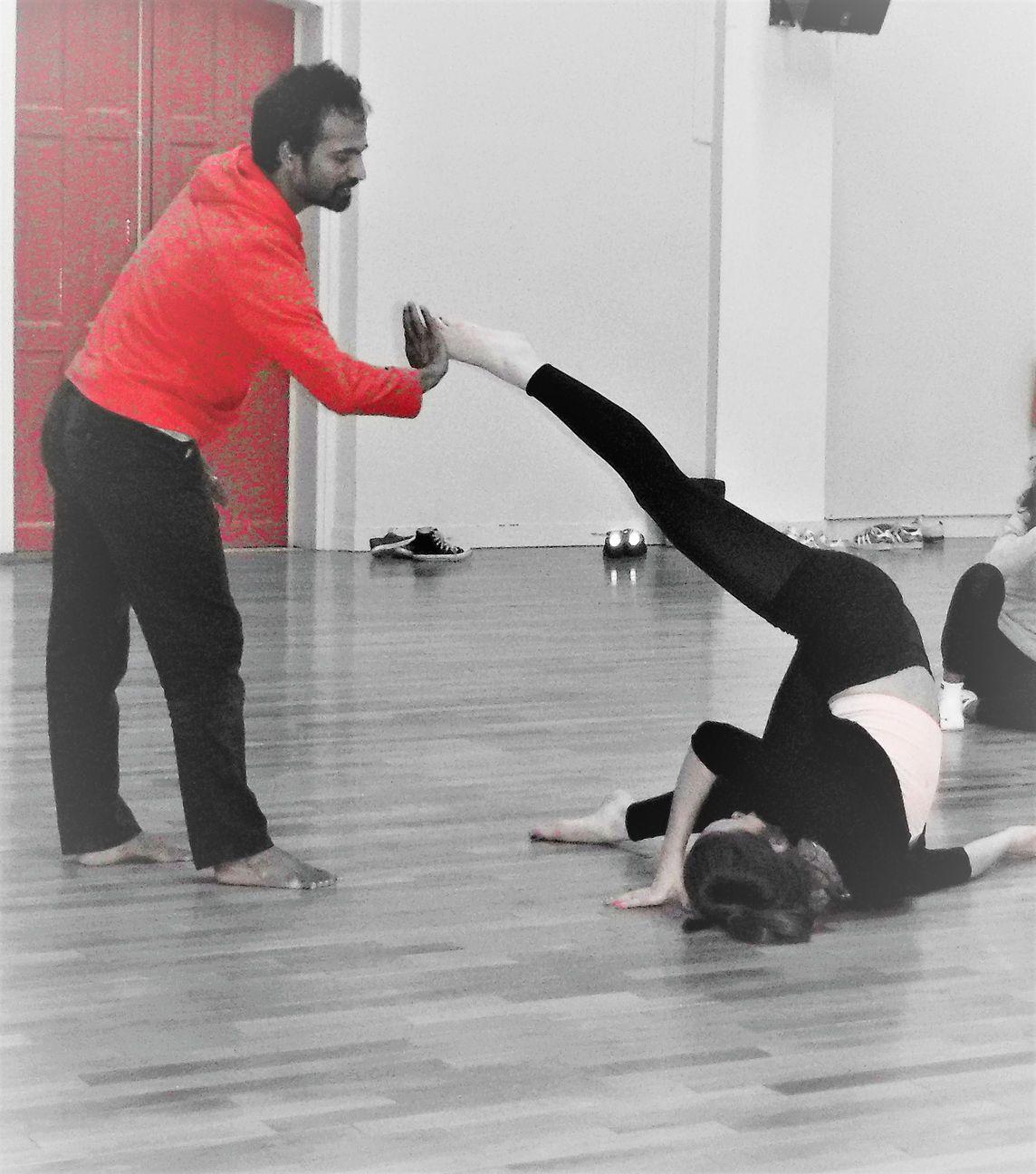 2ndes Facu Atelier avec Sarath Amara